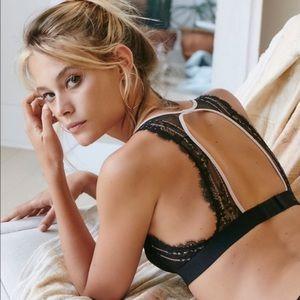 Free People Intimates & Sleepwear - [Free People] Hour To Dawn Sexy Sheer Bra